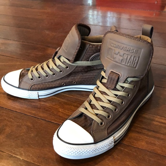 4f80954f7984 Brand new Converse High tops Mens size 9